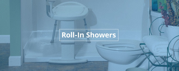 Roll-In Showers