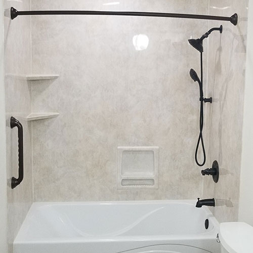 Shower Rods